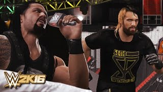Seth Rollins Returns 2016 & The Shield Reunite | WWE Games