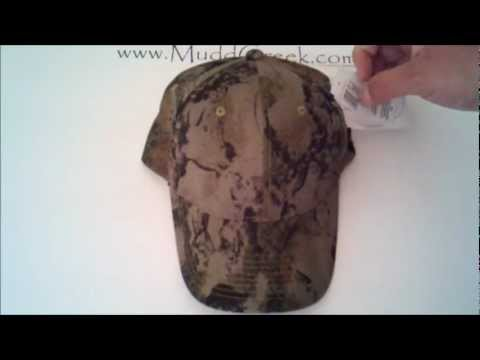 Yukon Natural Gear Camo Hunting Baseball Hat & Cap Review By MUDD CREEK
