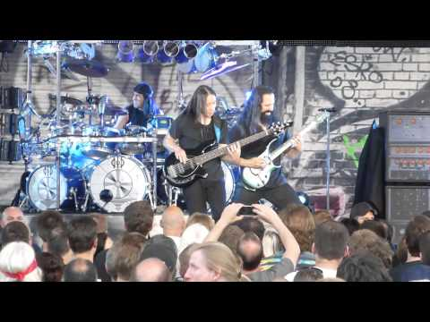 Dream Theater @ Ampitheater - Gelsenkirchen, Germany 2014-07-18 (full show)