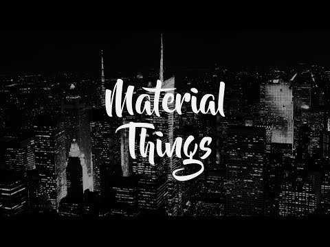 Jordan Royale - Material Things (Audio)