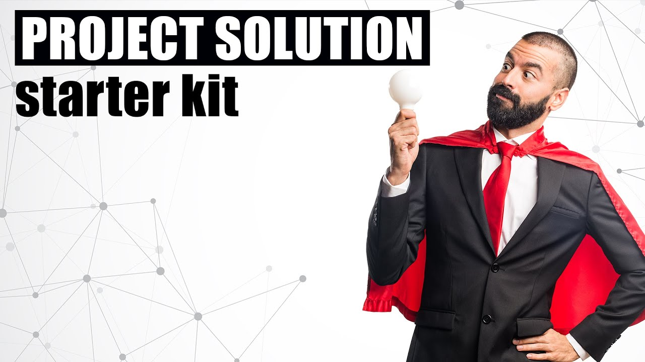 Turnkey Project Solution Starter Kit