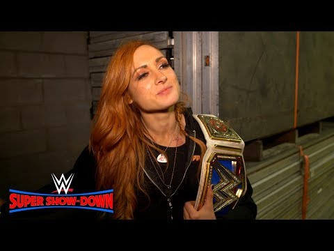 "Becky Lynch declares ""I own Charlotte Flair"": WWE Exclusive, Oct. 6, 2018"