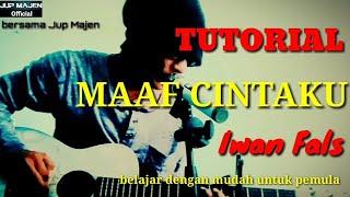 Tutoroal MAAF CINTAKU by Jup Majen