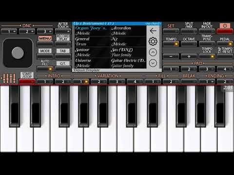 Ya Habibal Qolbi ( Instrumental piano )
