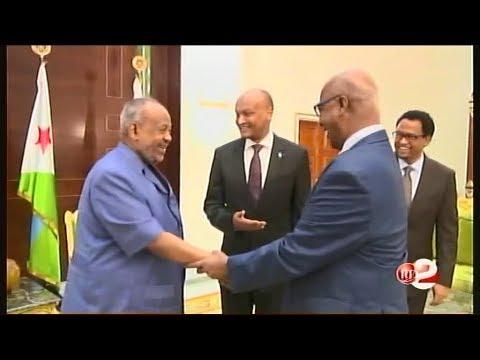 RTD : Somali Forum 2018 et Réception Palais Présidentielle