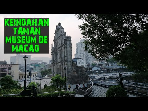 Taman Indah Museum De Macao