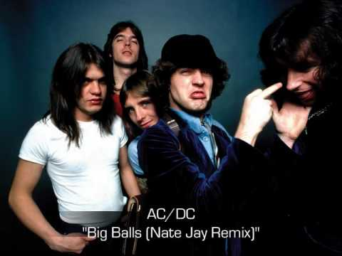 Ac Dc S Funniest Song Big Balls Youtube