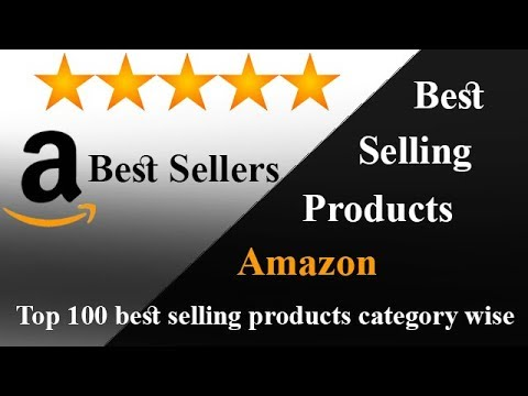 top sold products on amazon