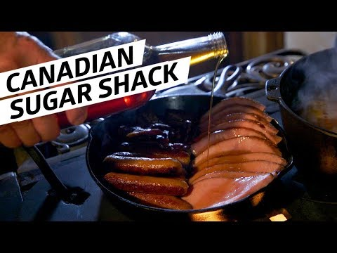 Why All Canadians Love Sugar Shacks — Dining On A Dime