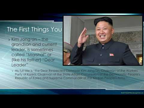 Travels in North Korea -- Full Presentation (by Jonathan Tetzlaff)
