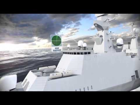 TenCate supplies armour systems for Royal Danish Navy Iver Huitfeldt & Absalon class ships