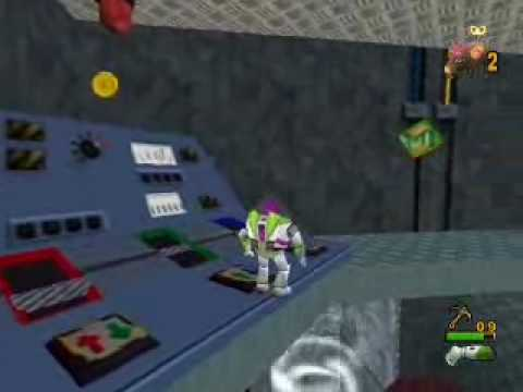 Toy story 2 walkthrough level 10 elevator hop 1 2 youtube for 1 story elevator