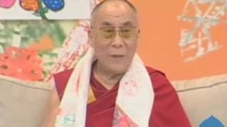 """Dalai Lama - """"Fuck it"""" - on differences in religion, race."""