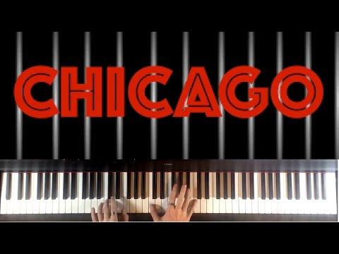 Cell Block Tango - Chicago (Piano Cover)