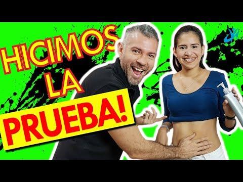 GEL Para Quemar Grasa LOCALIZADA ¿Funciona?из YouTube · Длительность: 10 мин16 с