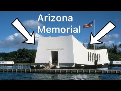 Day 6: Exploring The USS Arizona Memorial!!
