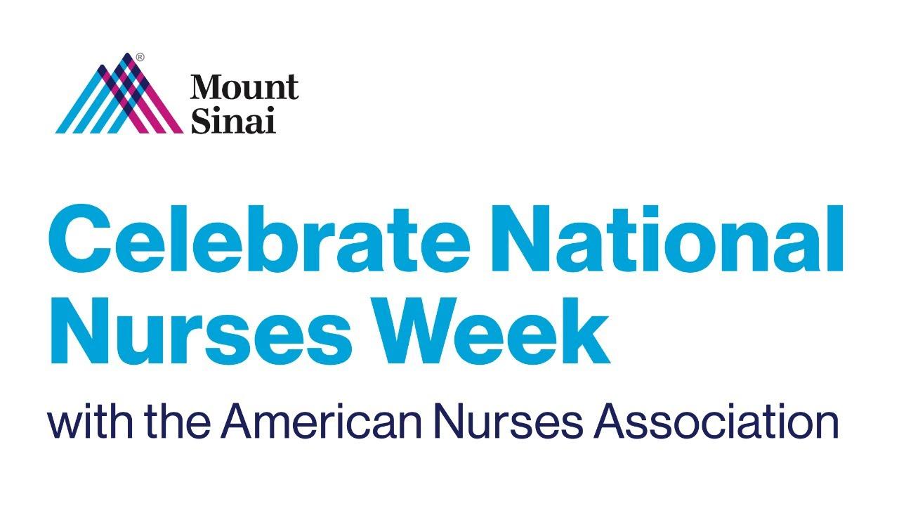 Celebrate National Nurses Week