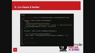 SymfonyLive Paris 2018 - Utilisation de HTTPlug Bundle en environnement de test - Gary Pegeot