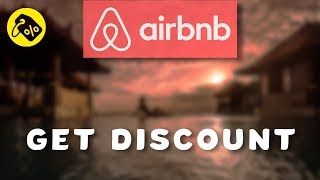 Gambar cover Airbnb 50% OFF | How to get a discount even if not YouTuber