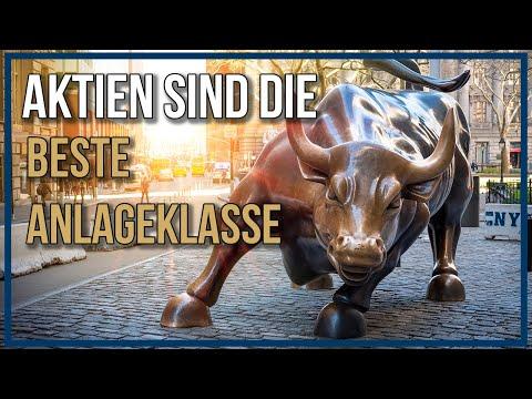 Deshalb gehören Aktien in jedes Portfolio! Florian König auf dem Börsentag 2020 in Dresden