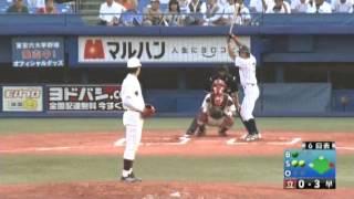 2014ドラフト候補 有原航平(早稲田大学)奪三振集 thumbnail