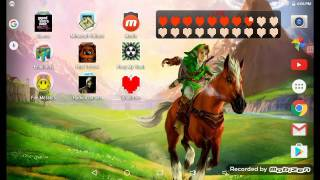 How to install hyres texture packs on N64oid and a mupen64plus-FZ for android