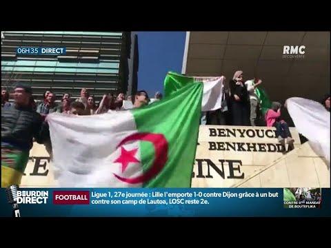 """""""Libérez l'Algérie"""": une chanson qui rassemble les Algériens dans la rue"""
