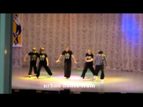 Шоу-номер в стиле Locking студия Urban Dance, школа танца Шаг вперд, Челябинск