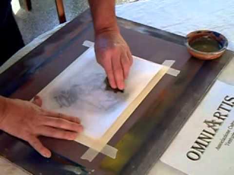 Trasferimento di immagine da stampata laser su carta  YouTube