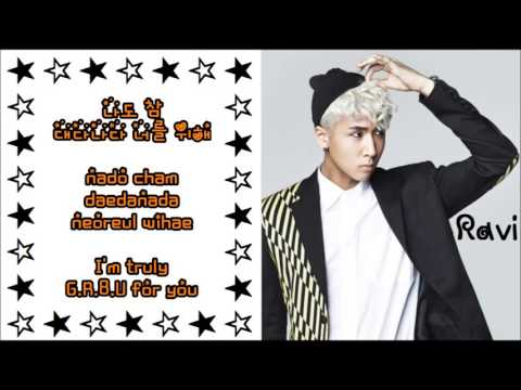 VIXX (빅스) - My Light [Color Coded+English subs+Romanization+Hangul]