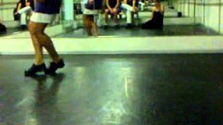 Степ студенты Светланы Медведевой обучение степу чечетка