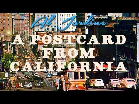 Al Jardine - A Postcard from California (Lyric Video)