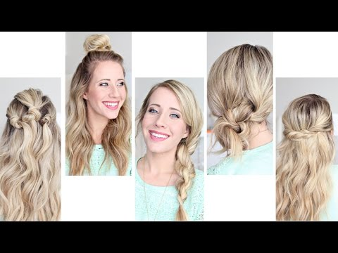five-easy-1-min-hairstyles-|-cute-girls-hairstyles