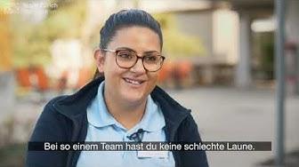 Pflegekräfte aufgepasst: Alterszentren Stadt Zürich stellt sich Euch vor