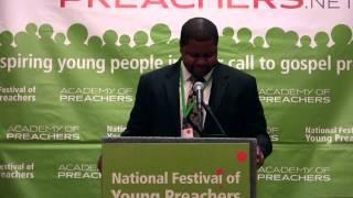 Joshua Scott, 2014 National Festival of Young Preachers