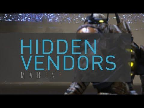 Defiance - Hidden Vendors