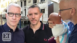 Anderson Cooper Co-Parenting With Ex
