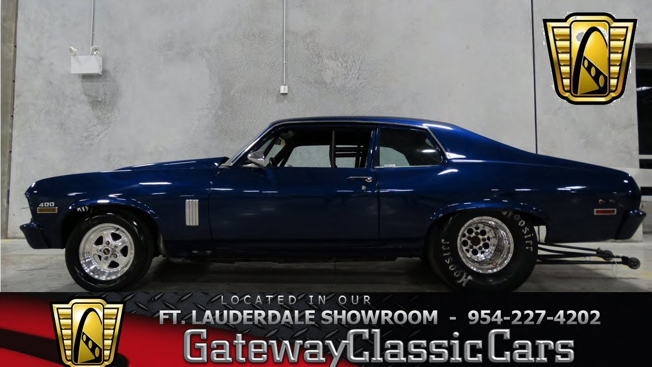 All Chevy 1973 chevy nova : 1973 Chevrolet Nova- Gateway Classic Cars of Fort Lauderdale #54 ...