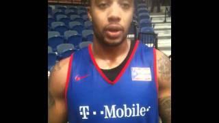 Carlos Strong, Puerto Rico Basketball Team Practice (7/25/11), Boricuas Ballers