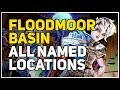 All Named Locations Floodmoor Basin Borderlands 3