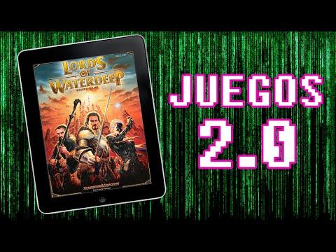 Juegos 2.0 - Lords of Waterdeep (iOS)