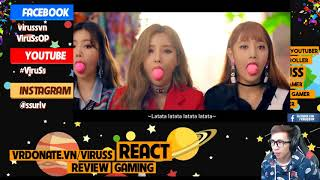 [MV] (G)I-DLE ((여자)아이들) _ LATATA - Reaction !