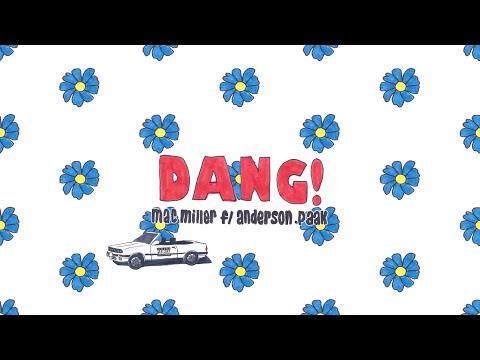 Mac Miller - Dang! (feat. Anderson .Paak) (Audio)