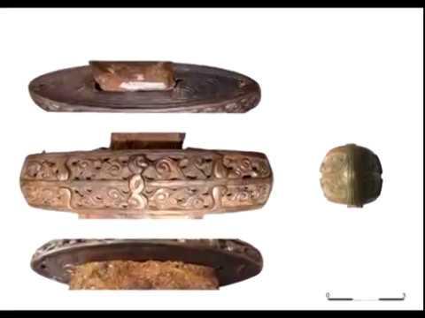 Клинки Гнёздово. Обзорная характеристика Гнёздовского археологического комплекса, с акцентом на клинковое оружие. 2016.