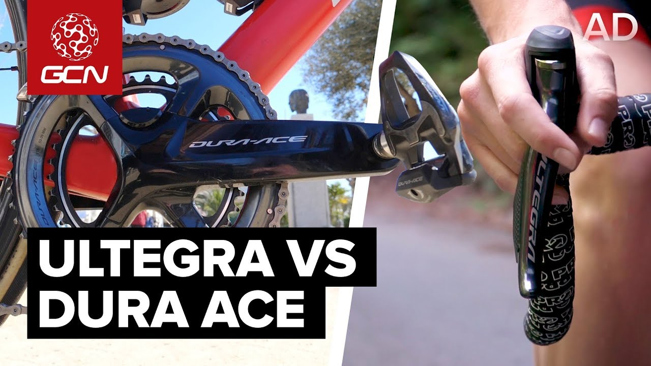 Shimano Dura-Ace vs Ultegra: Clash Of The Groupset Titans
