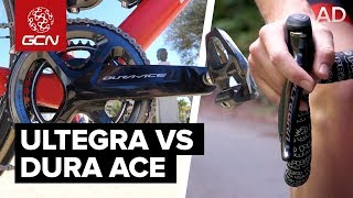 Shimano Dura-Ace Vs Shimano Ultegra | What's The Difference?