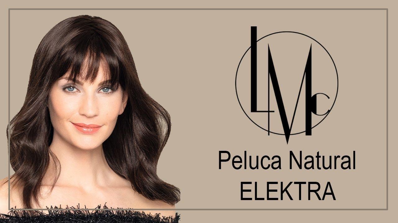 ✅Peluca Natural Premium ELEKTRA | La Maison del Cabello