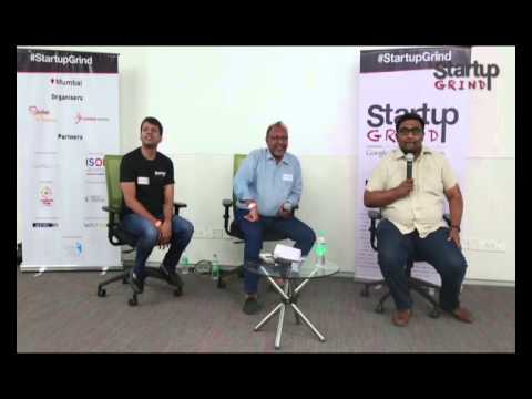 Kunal Shah (CEO & Co-founder, Freecharge) at Startup Grind Mumbai