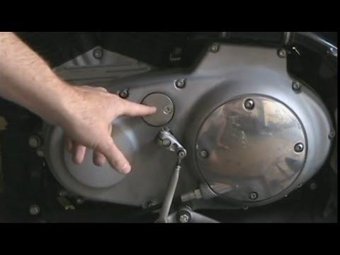 How To Adjust An Evolution Harley Davidson Sportster or Buell