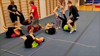 Liikkumistaidot & kognitio - Ristinolla